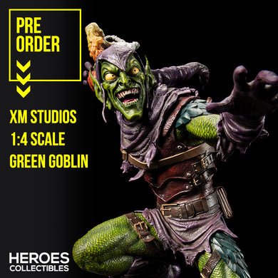 XM Studios 1:4 Scale Green Goblin (Version A)
