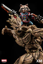 XM Studios 1:4 Scale Groot & Rocket