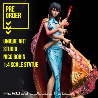 Unique Art Studio Nico Robin (One Piece) 1:4 Scale Statue