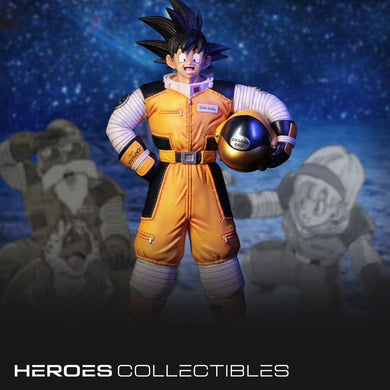 Hunter Studio Son Guko (Dragonball) Statue
