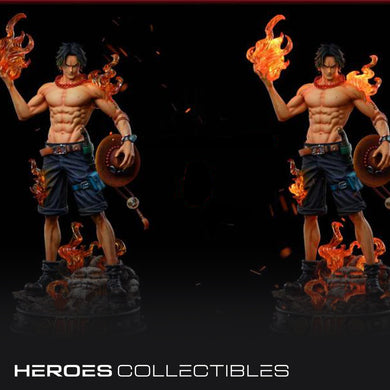 Liangchen LC.Studio  Portgas D. Ace (One Piece) Statue