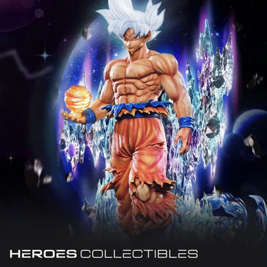 Infinite Studio Ultimate Power Son Goku (Dragonball) 1:4 Scale Statue