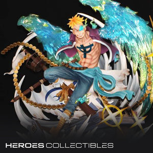 Wanji Studio/PT Studios Marco The Phoenix (One Piece) Statue