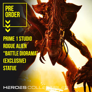 "Prime 1 Studio Rogue Alien ""Battle Diorama"" (Exclusive) Statue"