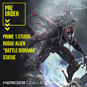 "Prime 1 Studio Rogue Alien ""Battle Diorama"" Statue"