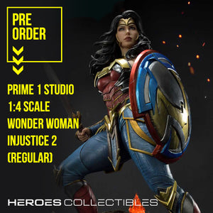 Prime 1 Studio Wonder Woman (Injustice 2) (Regular Edition) 1:4 Scale Statue