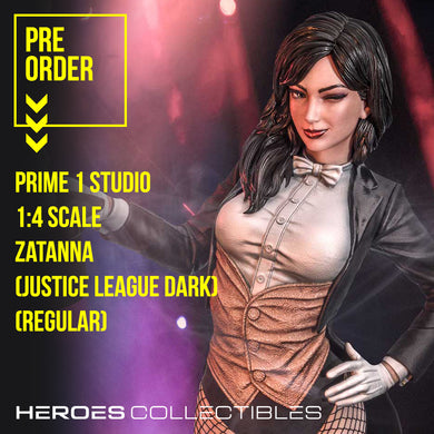 Zatanna Justice League Dark Regular Edition