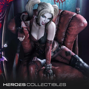 Prime 1 Studio Harley Quinn (Arkham City) (2 Versions) 1:3 Scale Statue