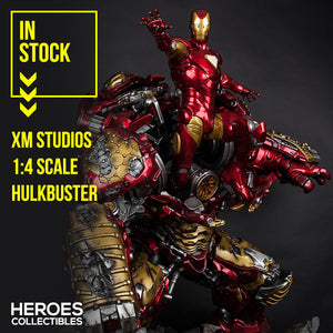 XM Studios Hulkbuster (Exclusive) 1:4 Scale Statue
