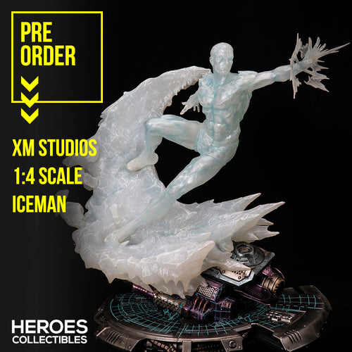 1:4 Scale Iceman