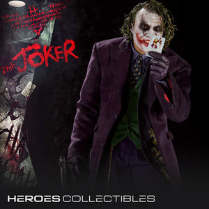 Prime 1 Studio Heath Ledger The Joker (Bonus Version) 1:3 Scale Statue