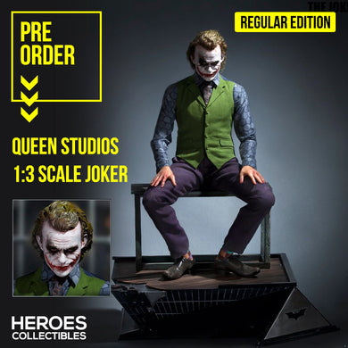 Queen Studios 1:3 Scale The Joker (Regular Edition)