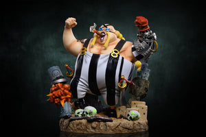 G-5 Studios Queen (One Piece) Statue