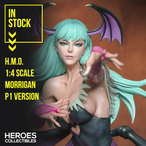 H.M.O. 1:4 Capcom's Morrigan P1 Version