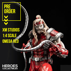 1:4 Scale Omega Red