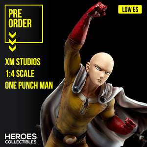 XM Studios 1:4 Scale One Punch Man