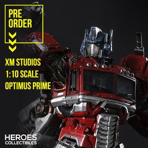 XM Studios Optimus Prime (Transformers) 1:10 Scale Statue