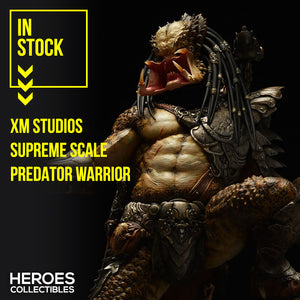 XM Studios Supreme Scale Predator Warrior