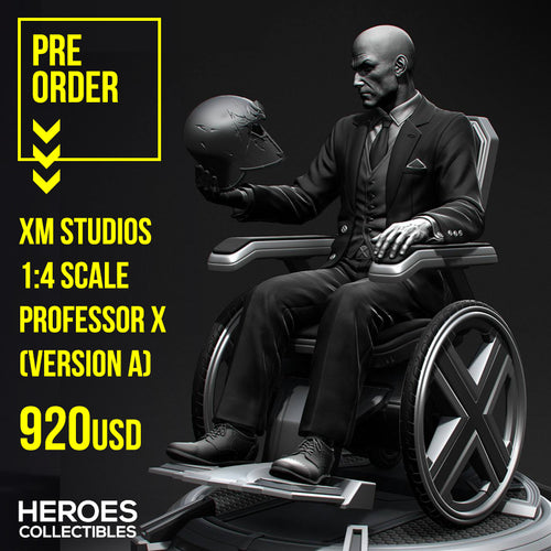 XM Studios 1:4 Scale Professor X (Version A)