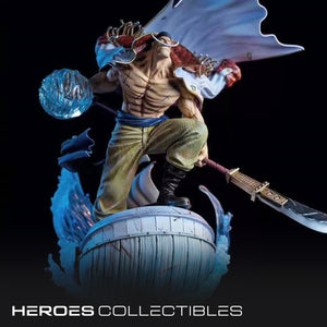 Yunqi Studio Edward Newgate (One Piece) Statue