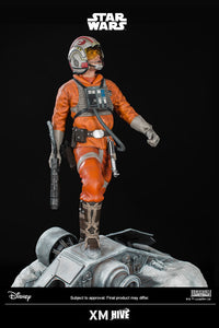 XM Studios 1:4 Scale Luke Skywalker (Rebel Pilot Suit)