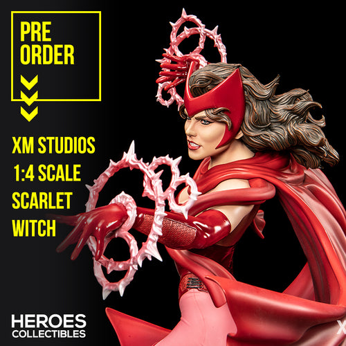 1:4 Scale Scarlet Witch