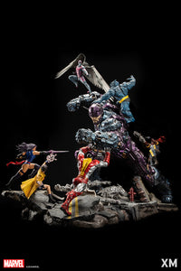 XM Studios X-Men vs Sentinel 1:6 Scale Statue
