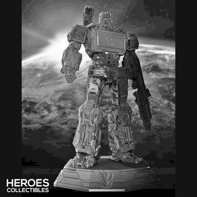 XM Studios 1:20 Scale Transformers Soundwave