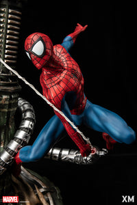 1:4 Scale Spiderman
