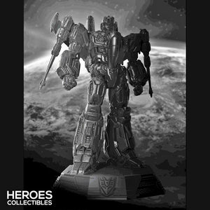 XM Studios 1:20 Scale Transformers Starscream