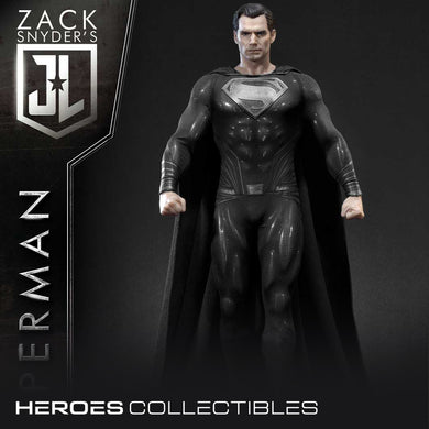 Prime 1 Superman (Zack Snyder's Justice League Edition) (Justice League Film) 1/3 Scale Statue