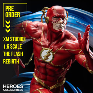 1:6 Scale The Flash - Rebirth