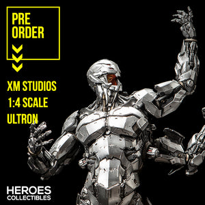 1:4 Scale Ultron