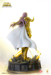 Soul Wing Saint Seiya Gold Myth Cloth - Aries Mu 1:4 Scale Statue