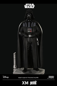 XM Studios 1:4 Scale Darth Vadar Set