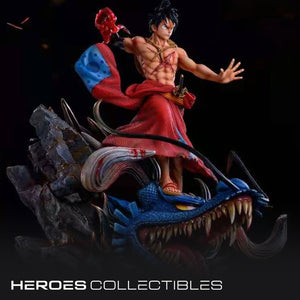 Liangchen Studio Monkey D. Luffy (One Piece) Statue (2 Versions)