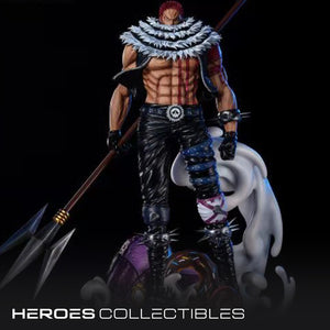 Six-pointed Star Studio Charlotte Katakuri (One Piece) Statue