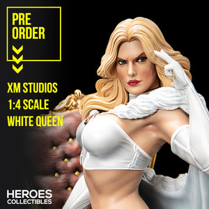 XM Studios 1:4 Scale White Queen