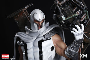 XM Studios 1:4 Scale White Magneto (Marvel NOW!)