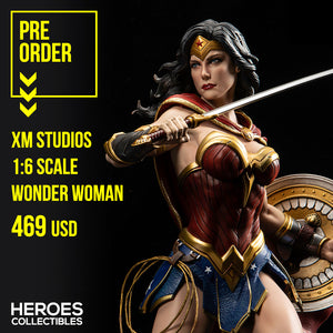 XM Studios 1:6 Scale Wonder Woman