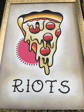 Riots Not Diets - 3 Mini Prints (Framed/Unframed)