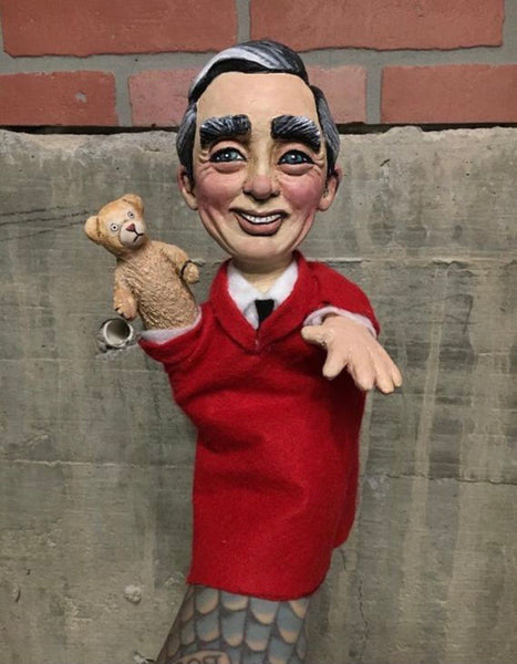 Mr. Rogers Puppet