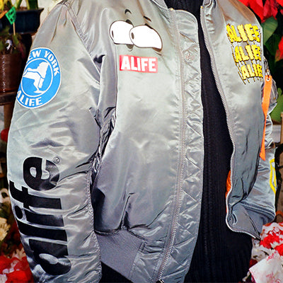 Alife® / Alpha Industries® Reversible MA-1 Jacket
