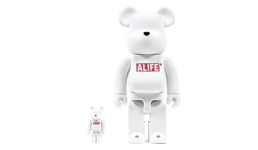 Alife® / Medicom Toy Corporation® Be@rbrick Box Set No.2