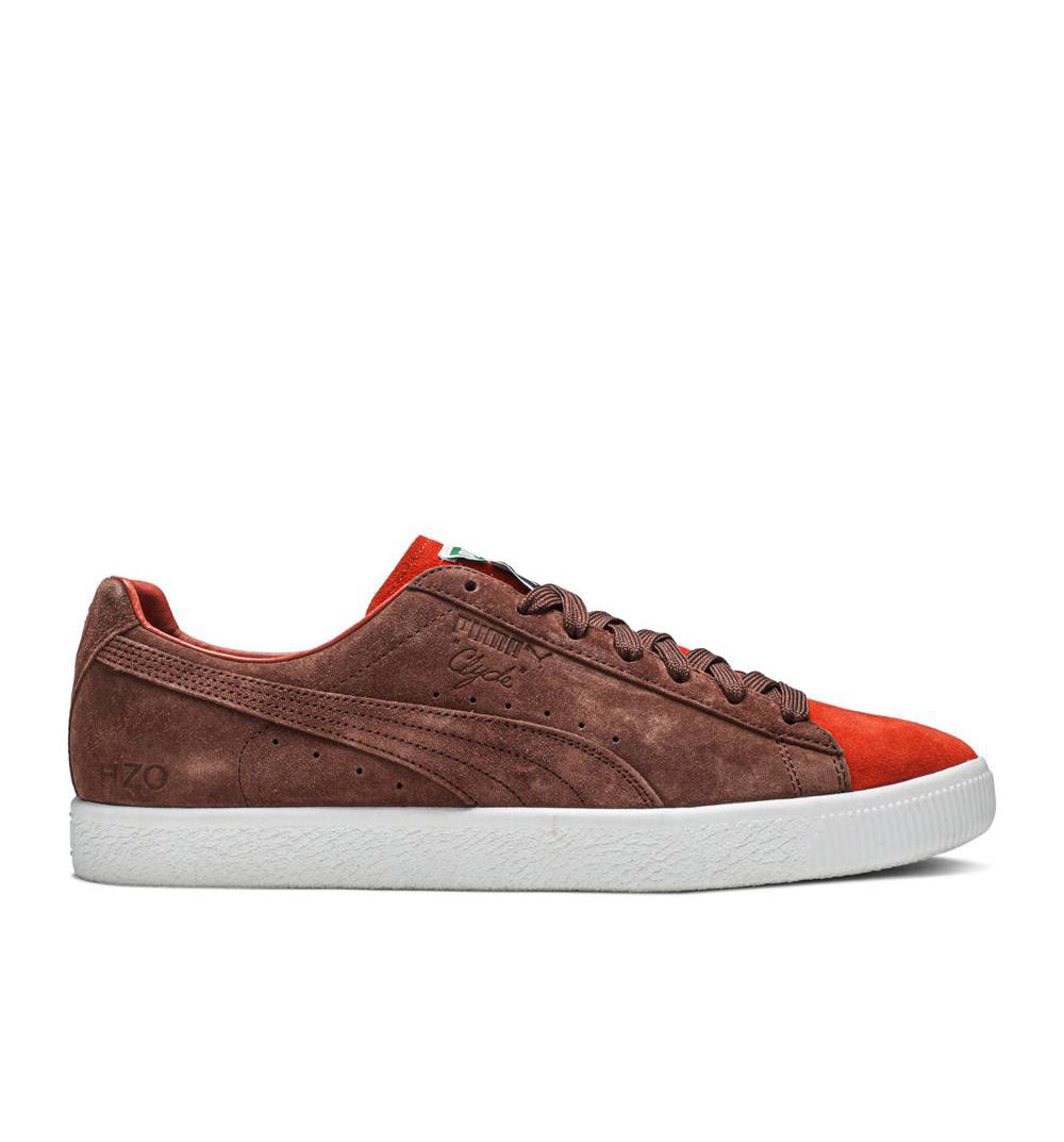 Puma x Patta Clyde II - Orange