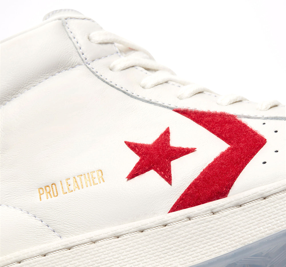 Converse Pro Leather Hi 'The Birth of Flight' - White/Red/Blue