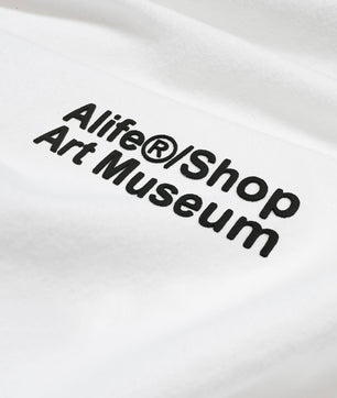Alife/Shop Art Museum Applique Tee