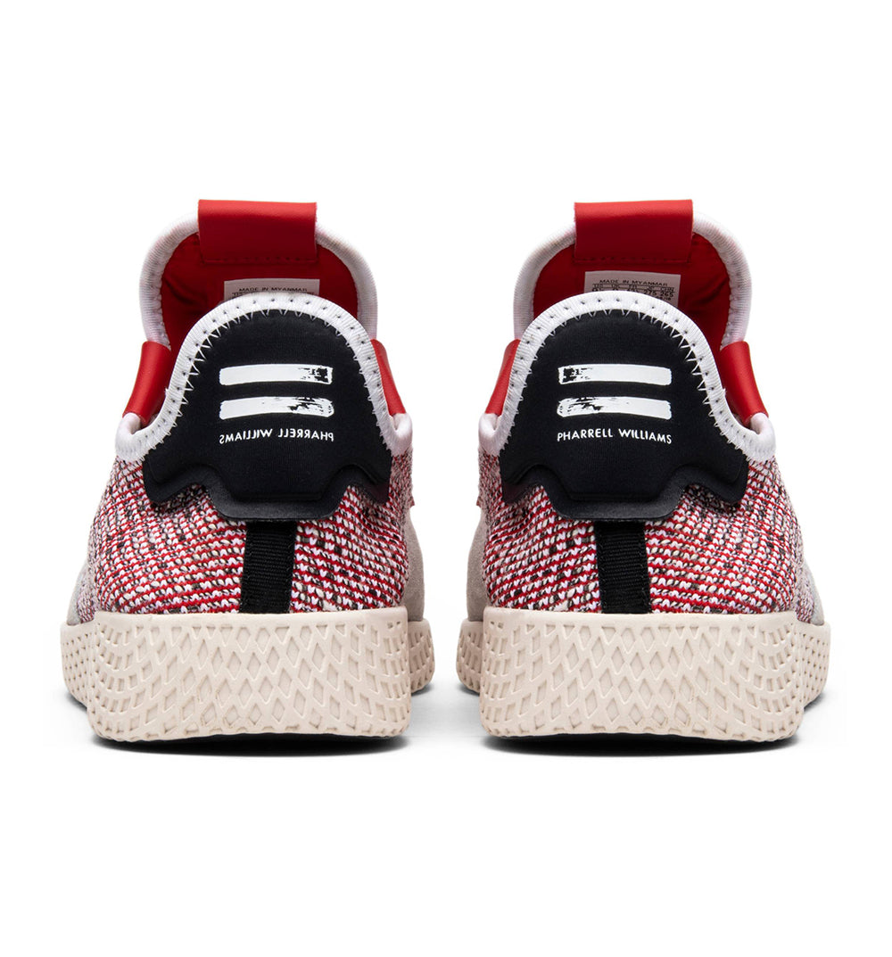 adidas x Pharrell Williams Tennis Hu V2 - Scarlet
