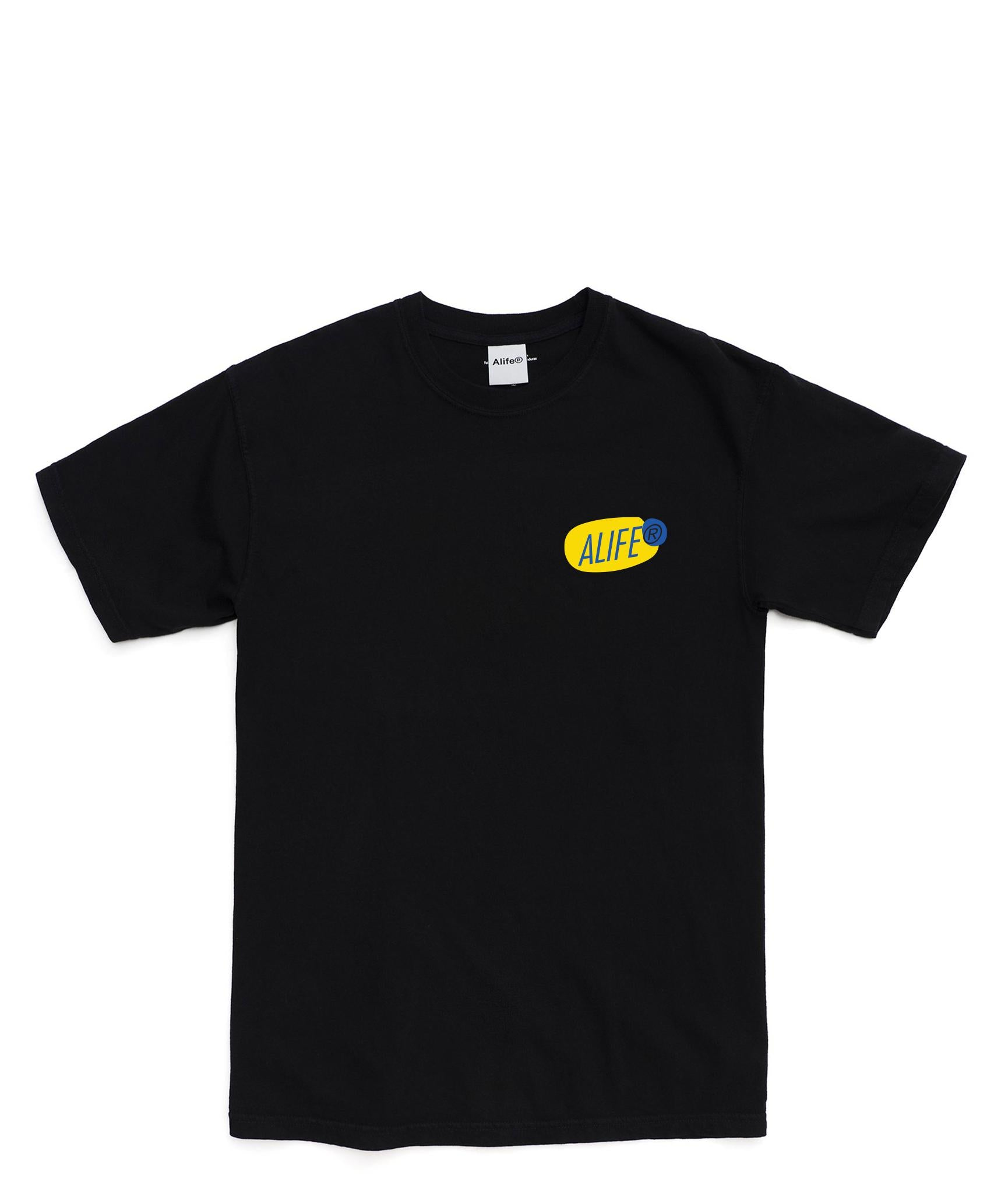 Alife New York City Tee - Black