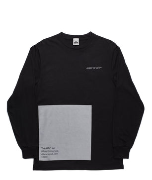 Alife Copyright Long Sleeve Tee